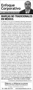 marcasNoTradicionales  26 DE ABRIL 2016